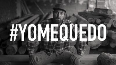 Campaña #YoMeQuedo de Correos Market