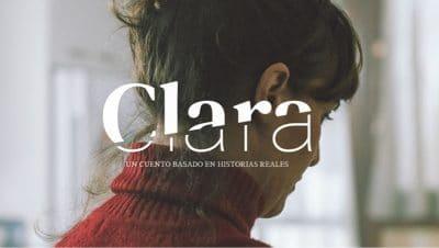 campaña social Clara de Arcos