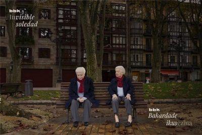 campaña invisible soledad de bbk