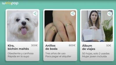 Campaña wELApop de Fundación Luzón