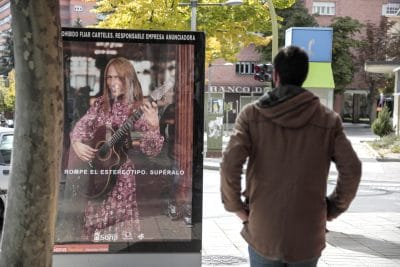 campaña publicidad feminista ayuntamiento de soria
