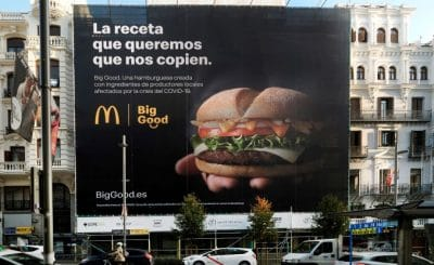 campaña social mcdonalds big good