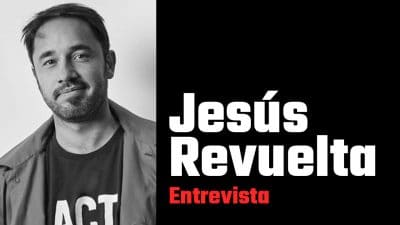 entrevista a Jesús Revuelta